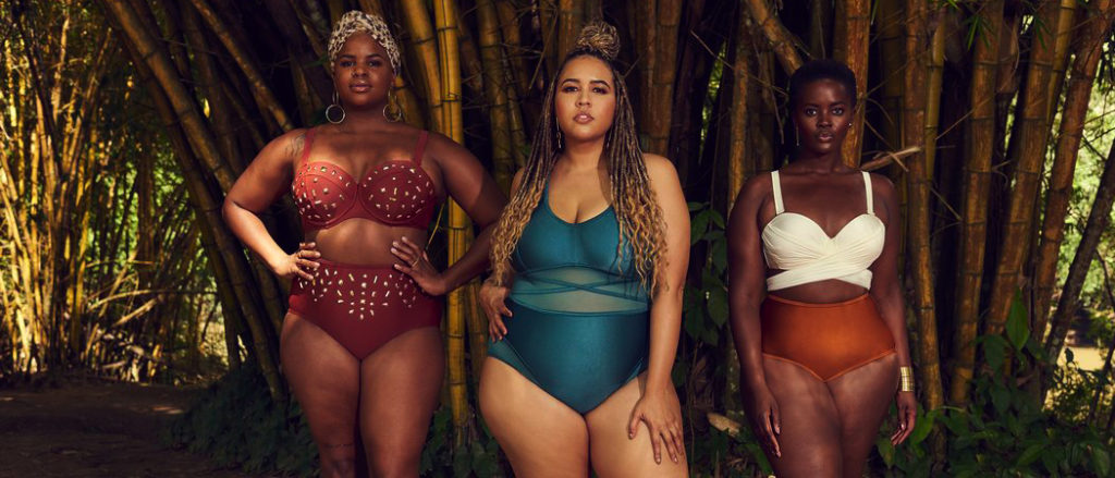 Gabi Gregg Launches Latest Swimwear Collection